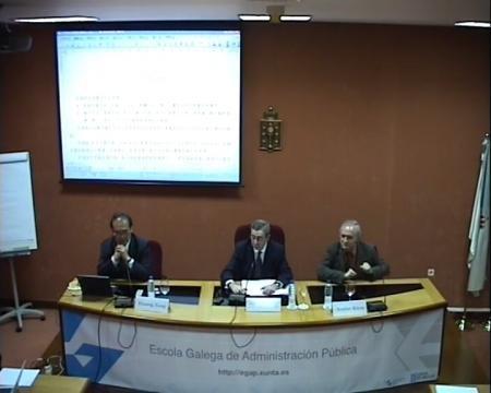 Huang Xing. - Xornadas sobre autonomías en España e China: Galicia como exemplo